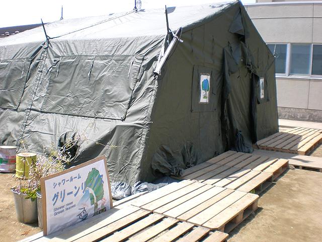 被災地支援の報告